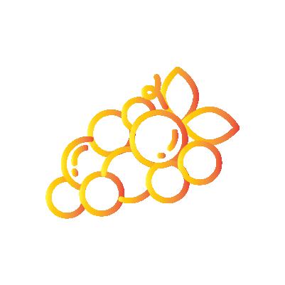 אייקון של ענבים